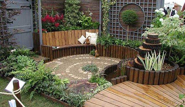 a ajardin patio