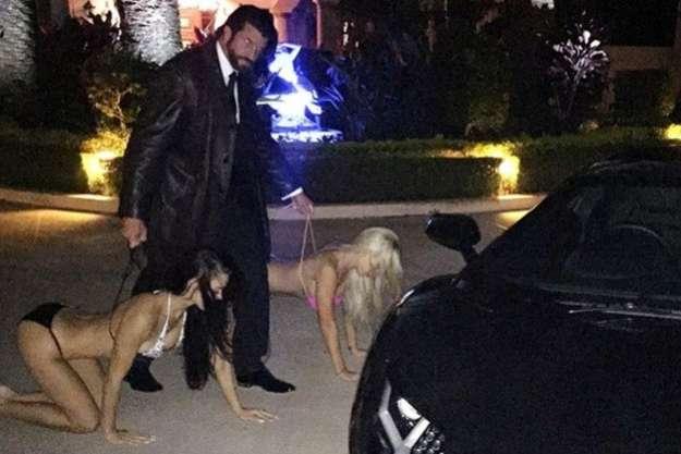 homem trata mulheres como cadelas e carros como paixão