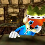 Sad Conker at bar (vizzed)