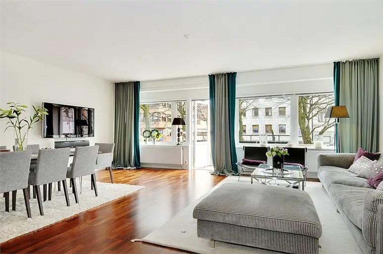Un appartement à lespace ouvert  PLANETE DECO a homes world