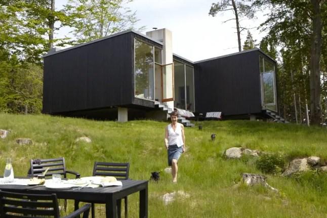 Interieurs scandinaves archives page 309 sur 351 - Zen forest house seulement pour cette maison en bois ...