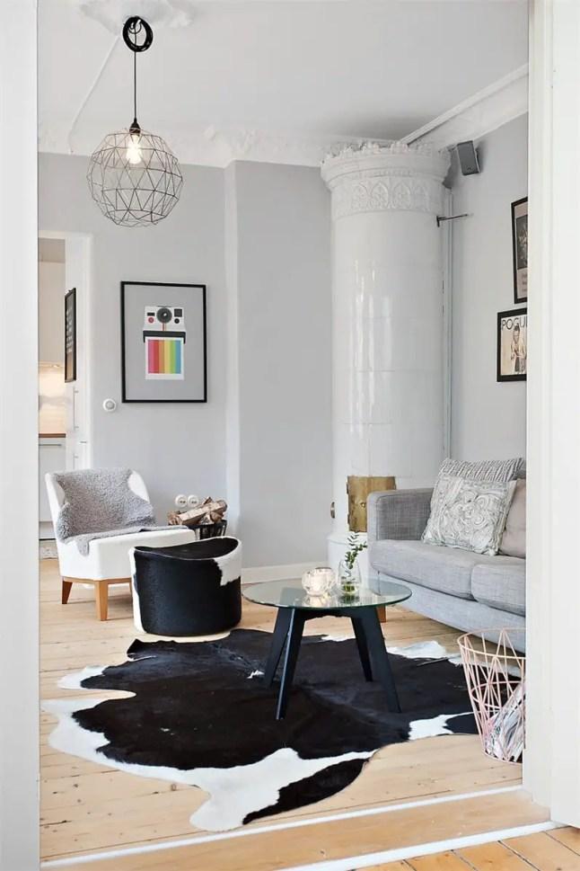 esprit peau de vache planete deco a homes world. Black Bedroom Furniture Sets. Home Design Ideas