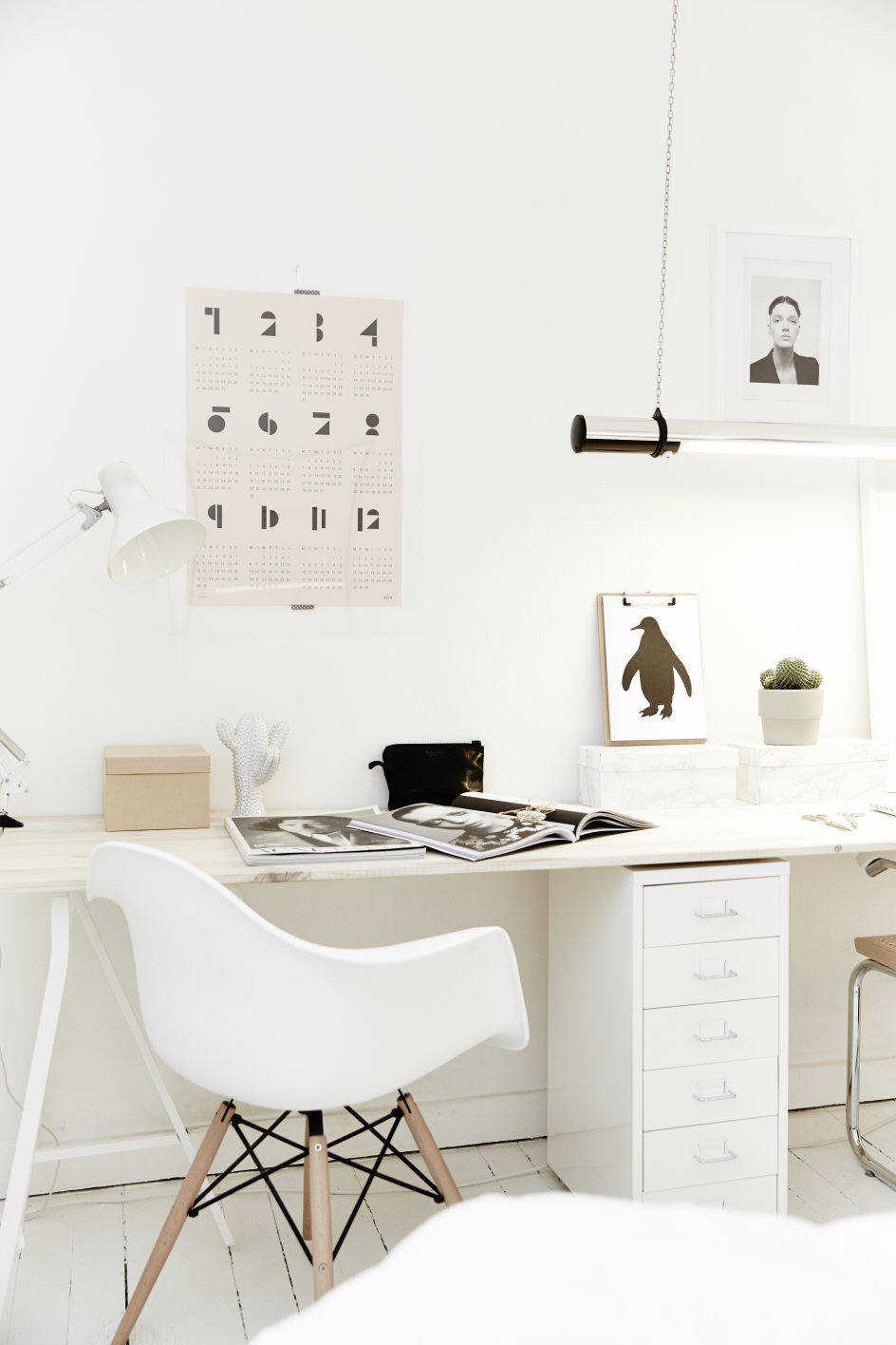 Question de style un bureau chez soi pour travailler zen for Interior designs tumblr
