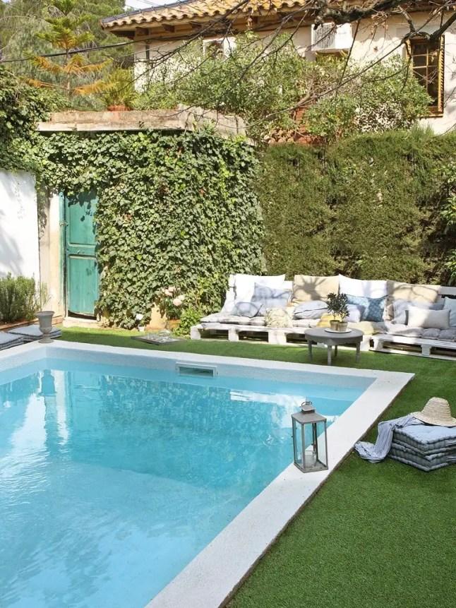Una casa con alma en barcelona moon dandelion - Casa con jardin barcelona ...