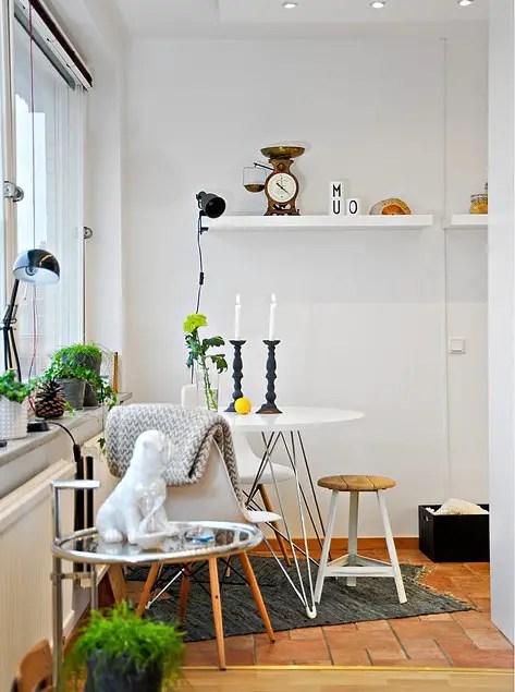 Les petites surfaces du jour un studio qui vit au large for Cuisine ouverte cachee