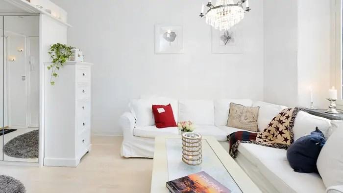 Les petites surfaces du jour une mezzanine pour dormir - Deco appartement petite surface ...