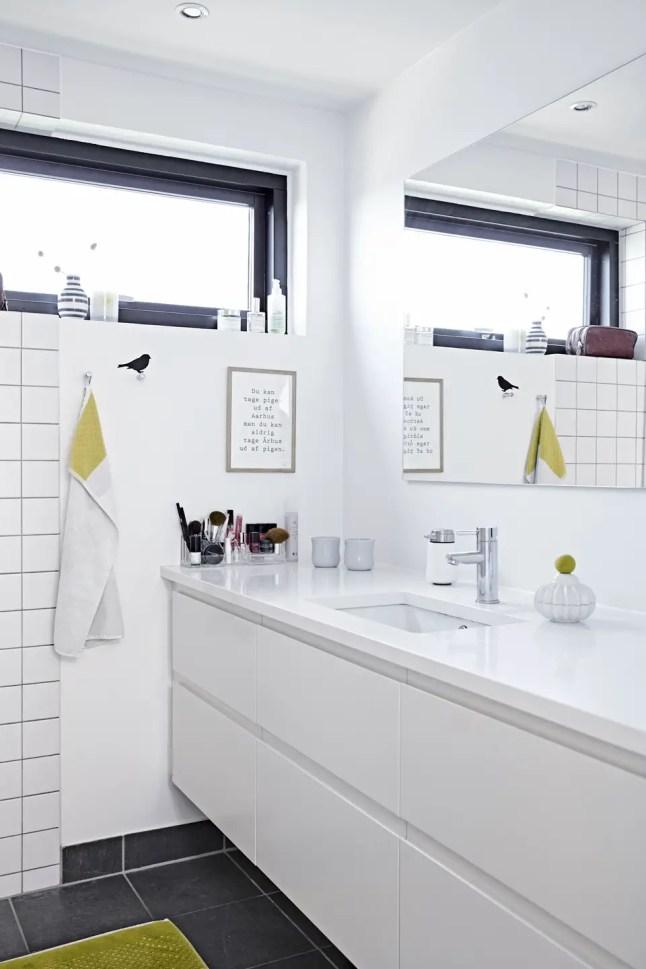 Geometria  w łazience