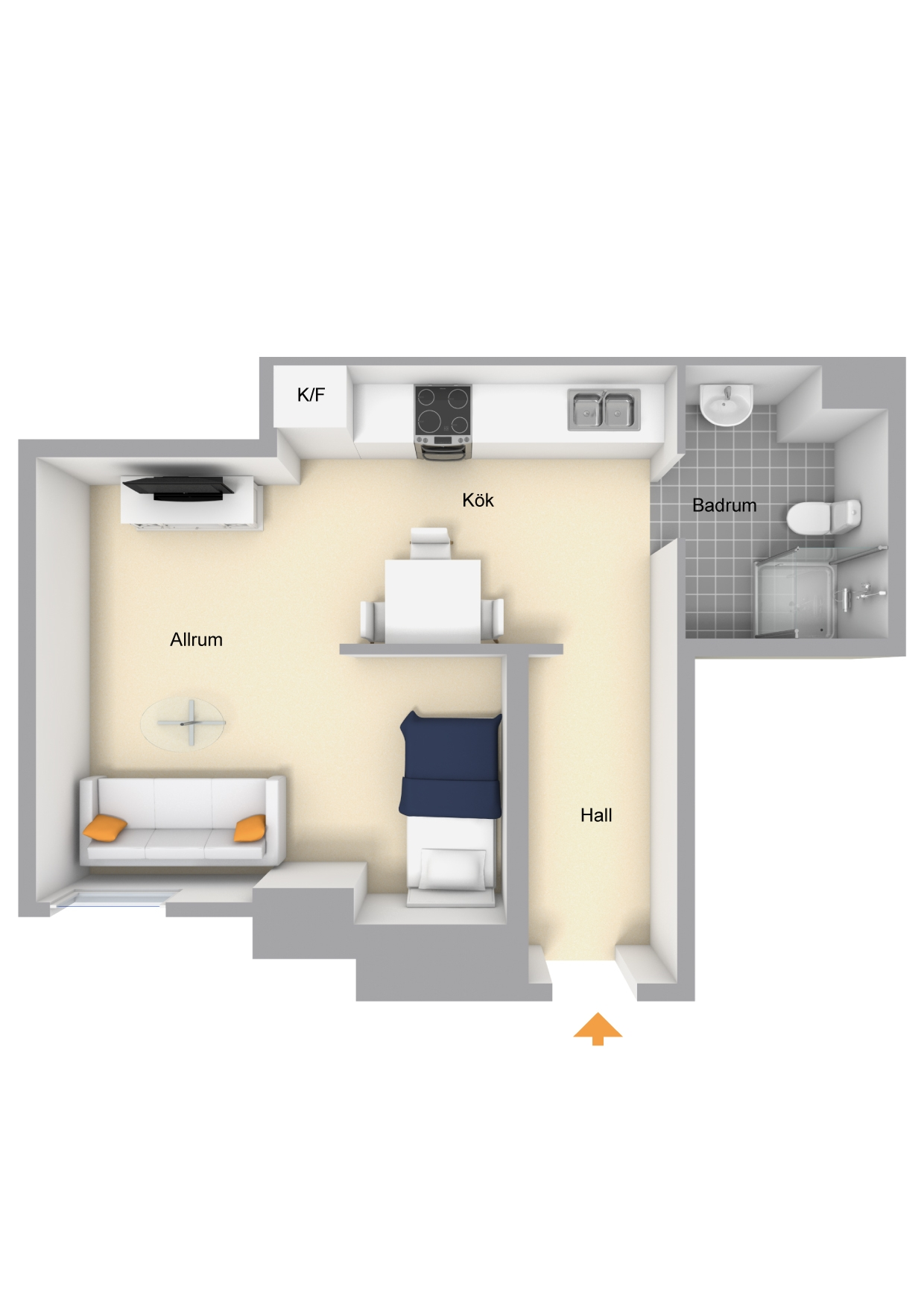 1000 images about 40m2 on pinterest apartments granny for Apartment design 40m2
