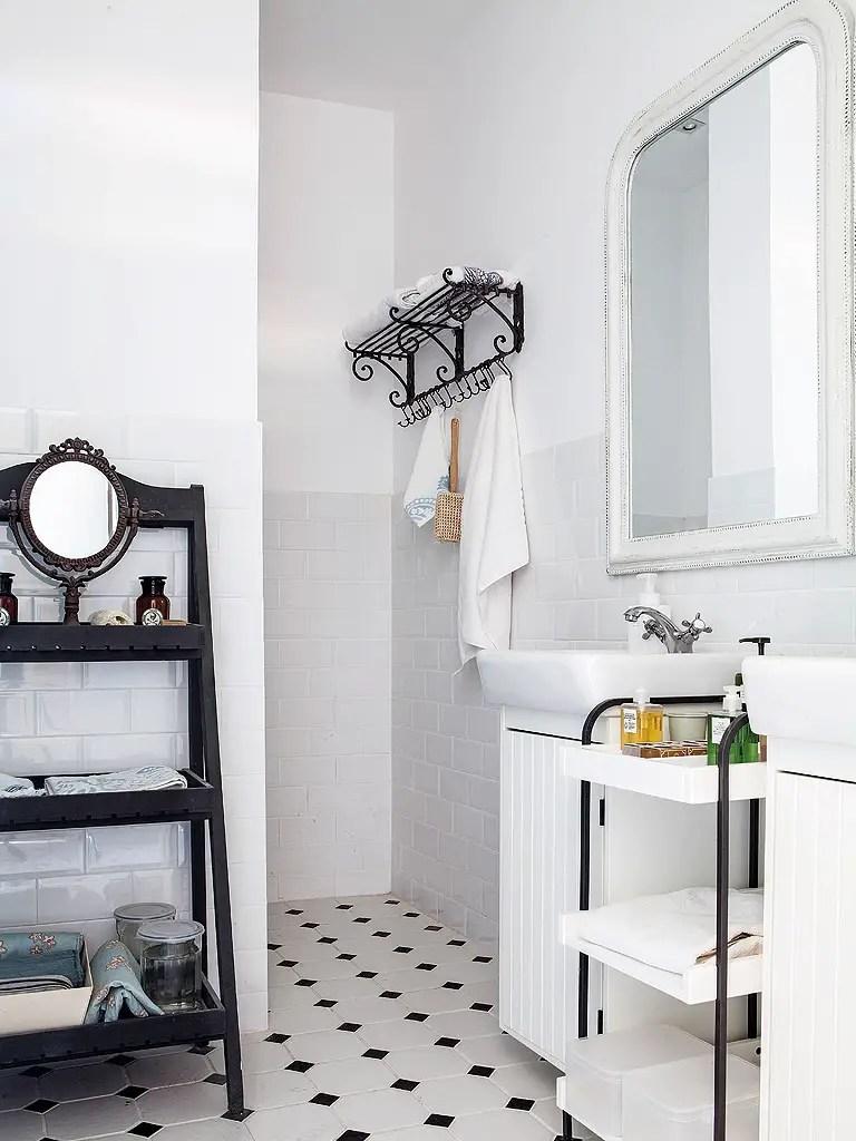 un appartement entre vintage et classique planete deco a homes world bloglovin. Black Bedroom Furniture Sets. Home Design Ideas