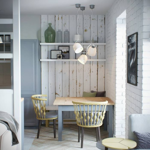 Un appartement id es planete deco a homes world - Idees deco appartement ...