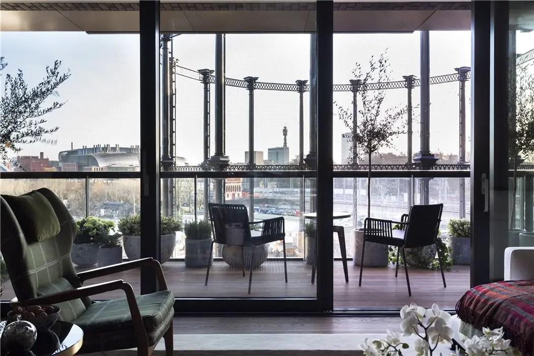 Un appartement zen londres planete deco a homes world for Appartement deco 2016