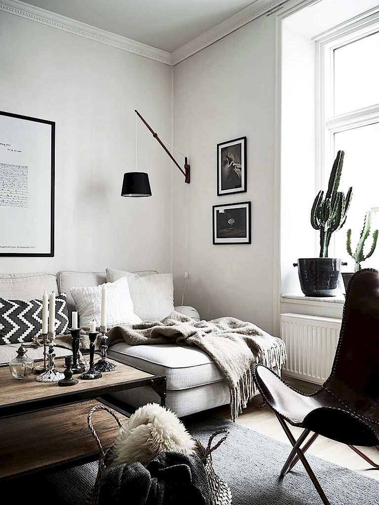 Un Appartement Couleur D Ambre Planete Deco A Homes