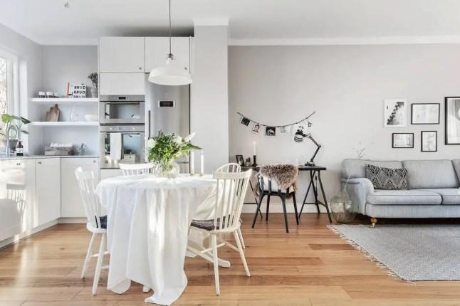 installer son bureau dans le salon planete deco a homes world bloglovin. Black Bedroom Furniture Sets. Home Design Ideas