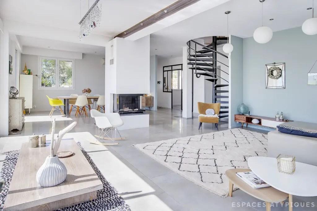 l 39 esprit du nord souffle sur le sud planete deco a homes. Black Bedroom Furniture Sets. Home Design Ideas