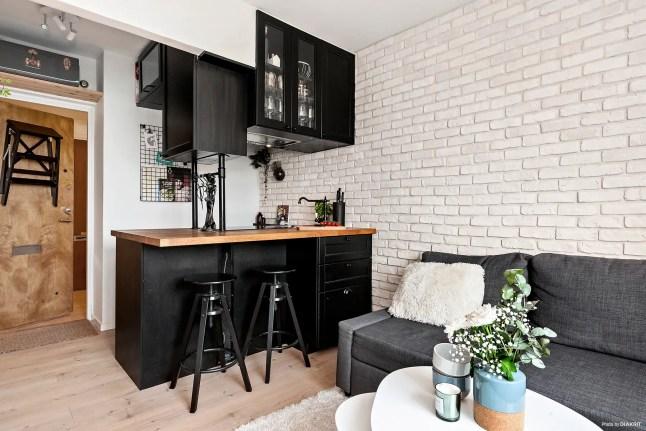 Comment rendre accueillant un tout petit appartement for Decoration petit appartement