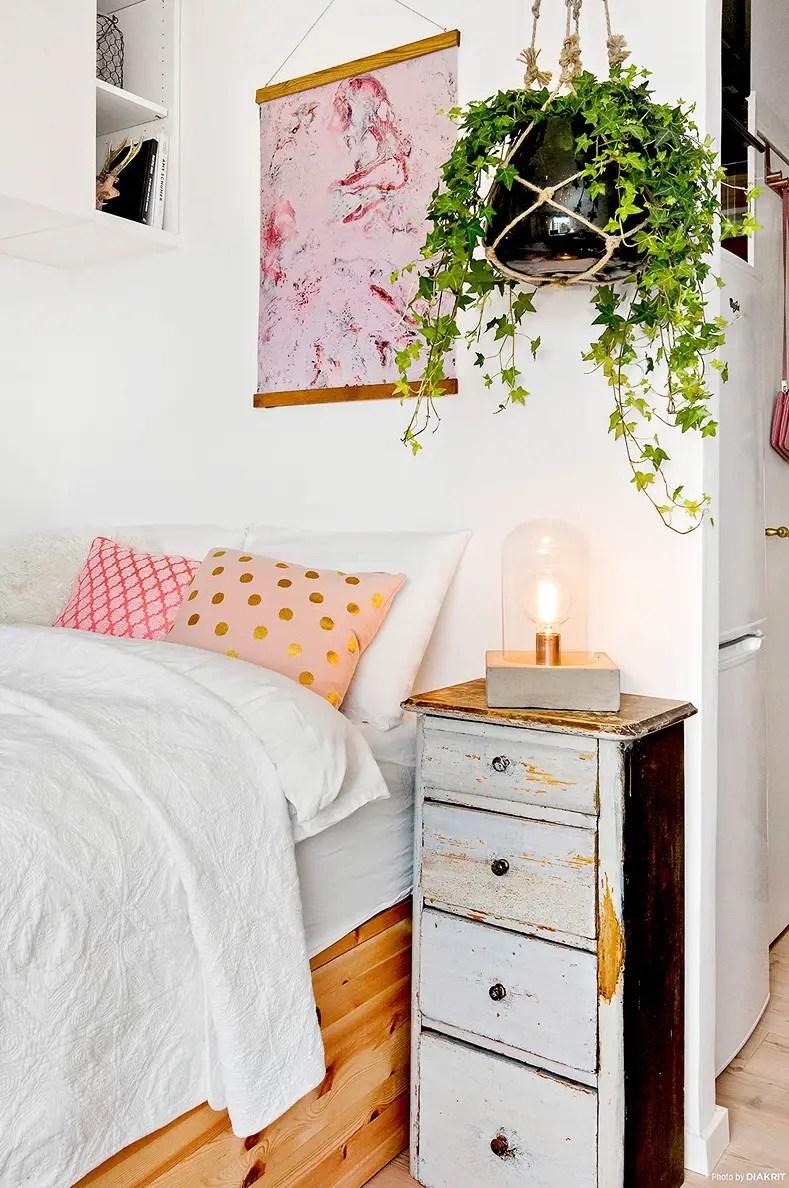 Comment rendre accueillant un tout petit appartement - Deco appartement petite surface ...