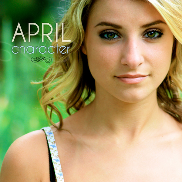 "April ""Character – EP"""