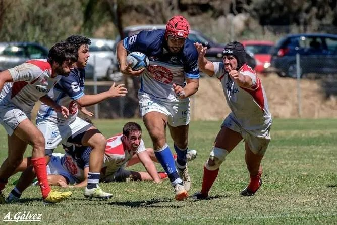 Trocadero Marbella Rugby Club makes encouraging start