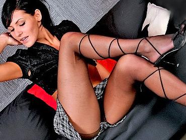 sexy legs heels bikini