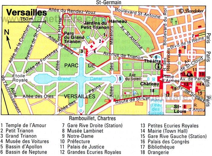 map versailles palace