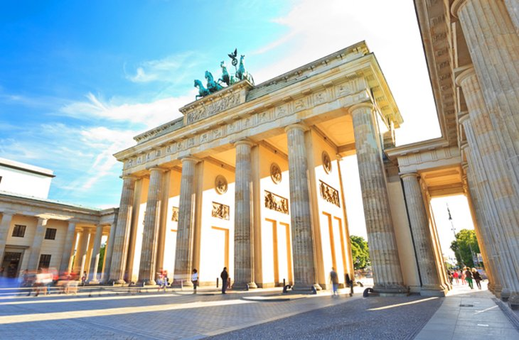 15 Top Rated Tourist Attractions in Berlin   PlanetWare The Brandenburg Gate