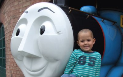 Miller, 5 – A Trip to Thomas Land, Drayton Manor