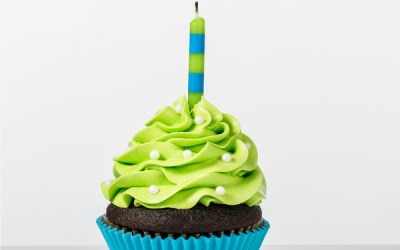 5th Birthday: planitgreen smashed fundraising target