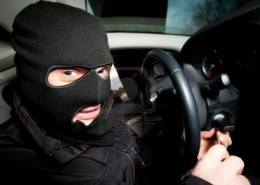 Car theft images