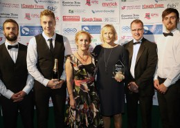 PBA-53 Powys Business Awards 2017 Excellence in Quality Management Award winners Plant I , Machynlleth Picture by Phil Blagg PBA-53