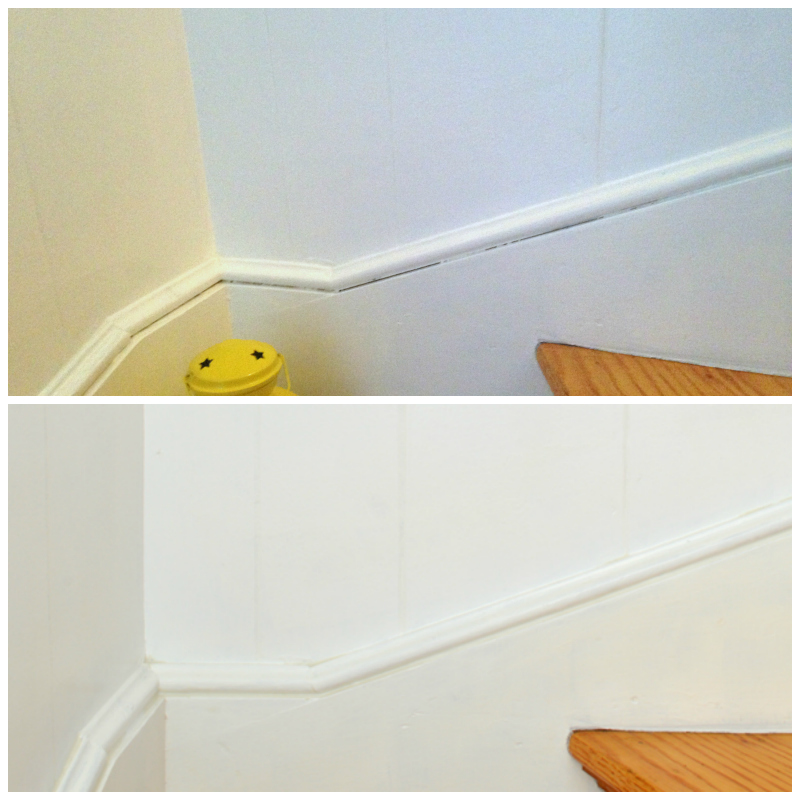 The Stairwell Makeover Plaster Amp Disaster
