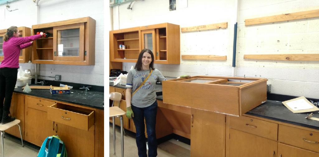 Looting a School - Plaster & Disaster