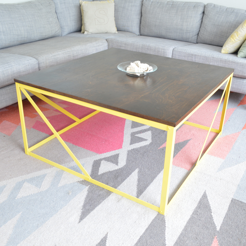 Another day another disaster more coffee table drama for How to make a sturdy table base