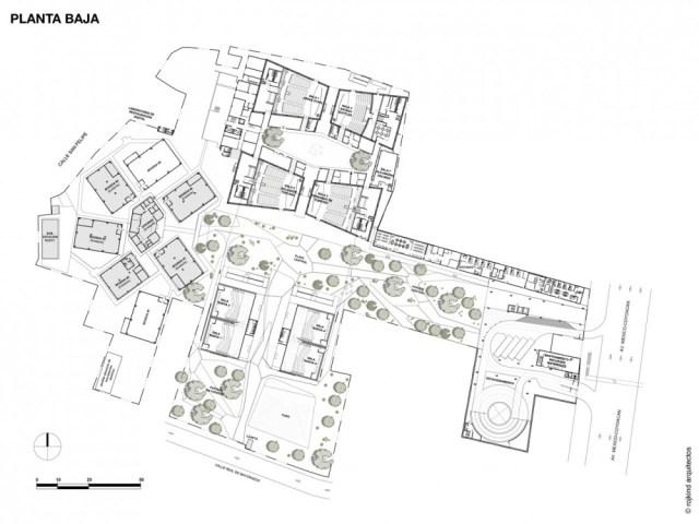 cineteca nacional del siglo XXI / rojkind arquitectos (6) diagramas