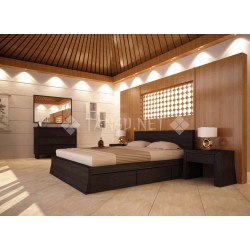 Small Crop Of Platform Bed With Storage