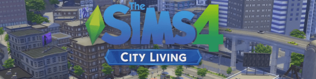 The Sims 4 City Living – Sing your heart out
