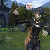 The Sims 4 Vampires – Ancient Powers