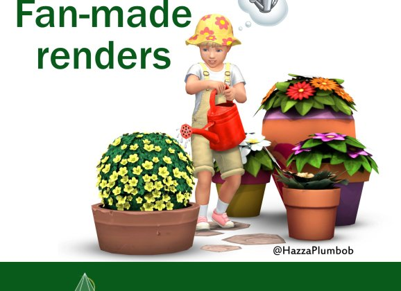 featured image renders