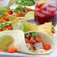 Tacos de cerdo sorbrantes  (Leftover Pork Tacos) Recipe & Video