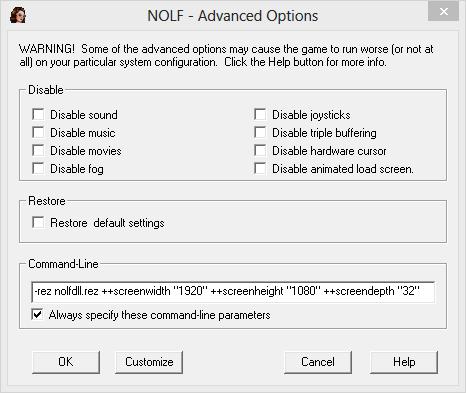 nolf widescreen settings