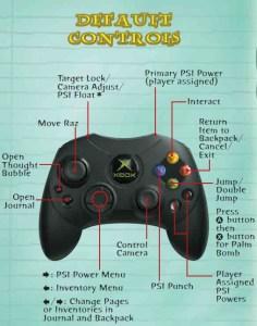 psychonauts-original-controls