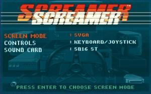 screamer-setup