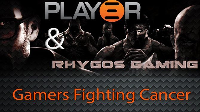 Gamers fighting cancer
