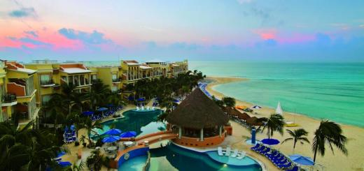 Gran Porto Real Resort Playa del Carmen