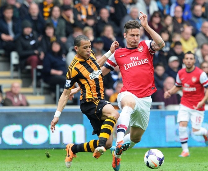 Arsenal vs Hull City FA Cup 2016