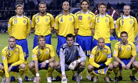 Republic of Ireland vs Sweden UEFA Euro 2016