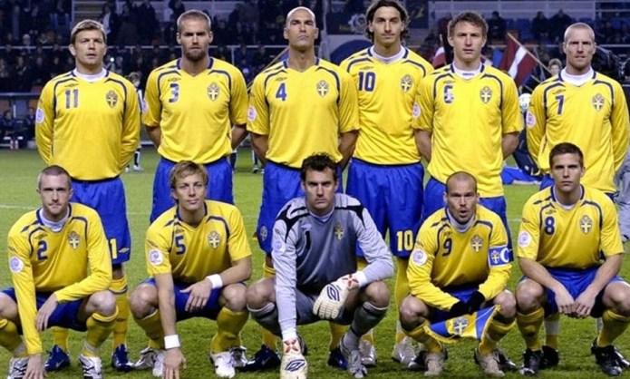 Sweden Euro 2016 Schedule