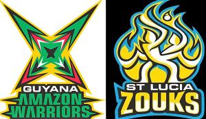 St. Lucia Zouks vs Guyana Amazon Warriors CPL 2016 Match