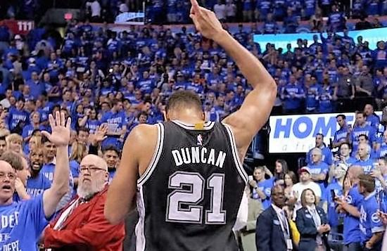 Tim Duncan Retirement news