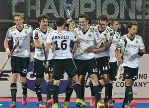 Canada vs Germany Hockey Rio 2016 Match