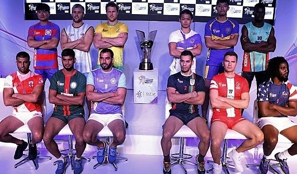 2016 Kabaddi World Cup Points Table And Standings   Match Results